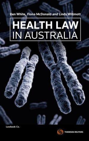 Cover of Health Law in Australia