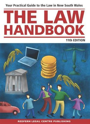 Cover of The Law Handbook