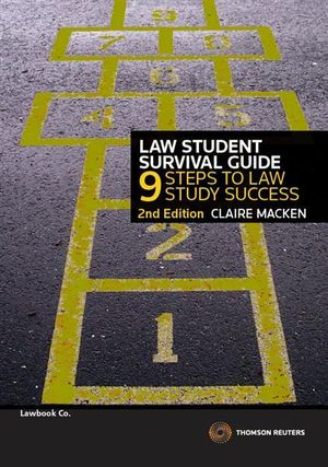 Cover of Law Student Survival Guide