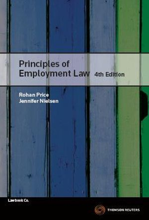 Cover of Principles of Employment Law