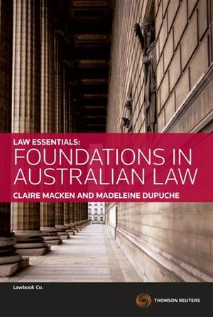 Cover of Law Essentials