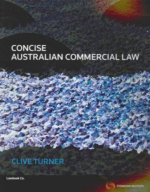 Cover of Concise Australian Commercial Law