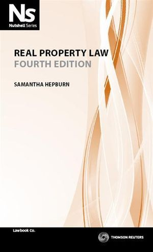Cover of Real Property Law