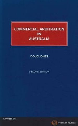 Cover of Commercial Arbitration in Australia