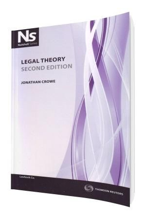 Cover of Legal Theory
