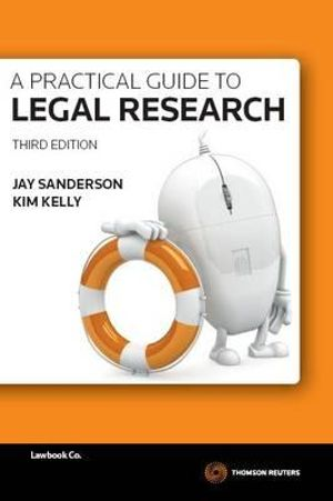 Cover of Practical Guide to Legal Research