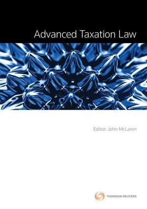 Cover of Advanced Taxation Law