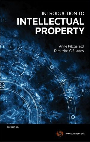 Cover of Nutshell: Introduction to Intellectual Property
