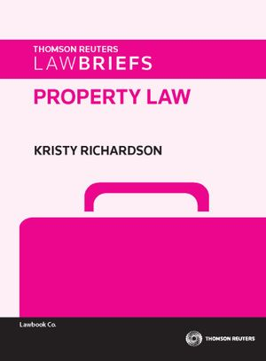 Cover of Property Law