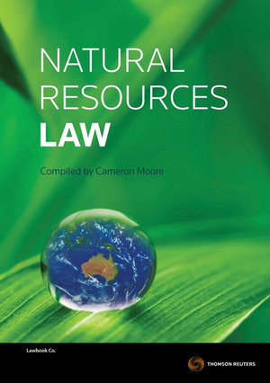 Cover of Natural Resources Law