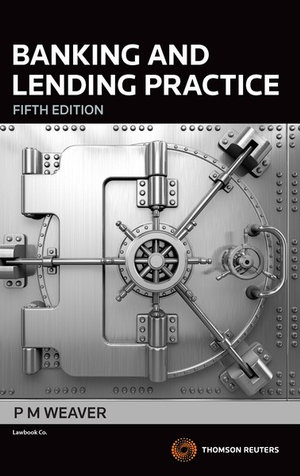 Cover of Banking and Lending Practice
