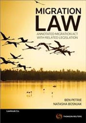 Cover of Migration Law