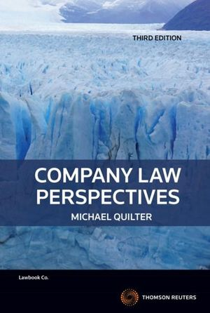Cover of Company Law Perspectives