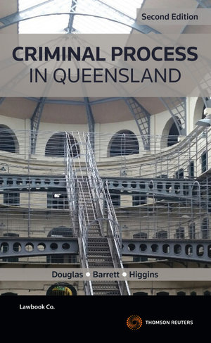 Cover of Criminal Process in Queensland