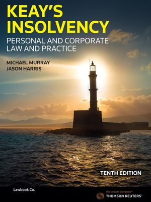Cover of Keay S Insolvency
