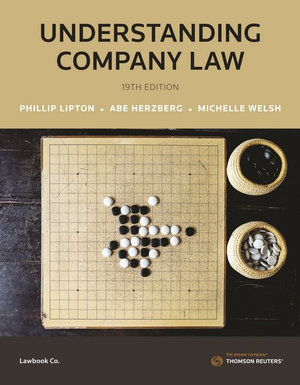 Cover of Understanding Company Law