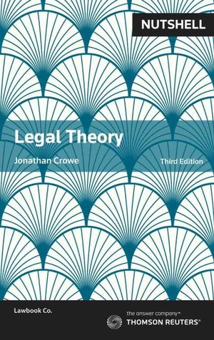 Cover of Nutshell: Legal Theory