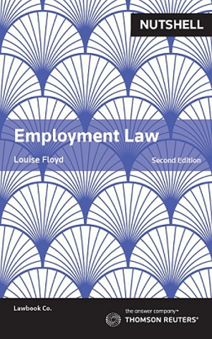 Cover of Nutshell: Employment Law