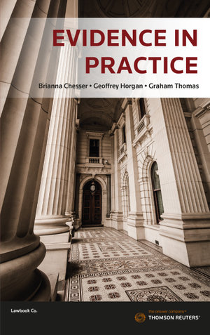 Cover of Evidence in Practice