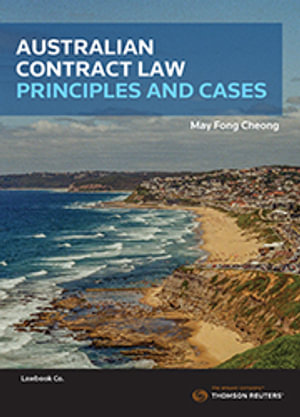 Cover of AUSTRALIAN CONTRACT LAW