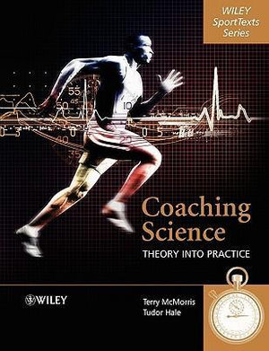 Cover of Coaching Science - Theory Into Practice