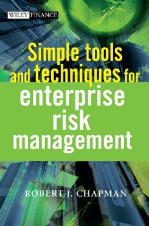 Cover of Simple Tools and Techniques for Enterprise Risk Management