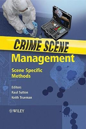 Cover of Crime Scene Management