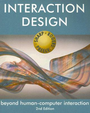 Cover of Interaction design