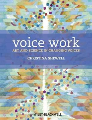 Cover of Voice Work