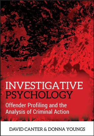Cover of Investigative Psychology