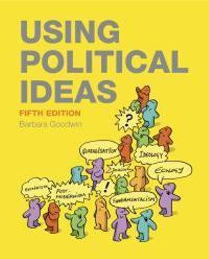 Cover of Using Political Ideas 5E