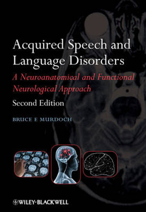 Cover of Acquired Speech and Language Disorders