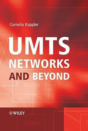 Cover of UMTS Networks and Beyond