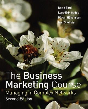Cover of The Business Marketing Course