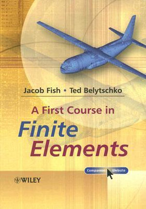 Cover of A First Course in Finite Elements