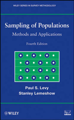 Cover of Sampling of Populations