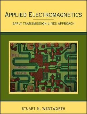 Cover of Applied Electromagnetics