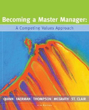Cover of Becoming a Master Manager 4E
