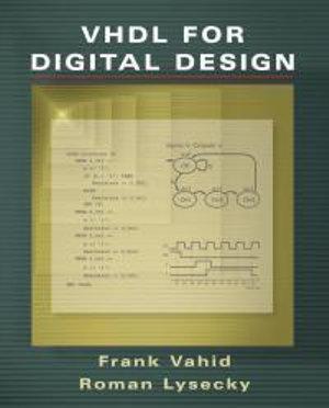 Cover of VHDL for Digital Design