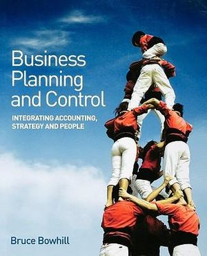 Cover of Business Planning and Control