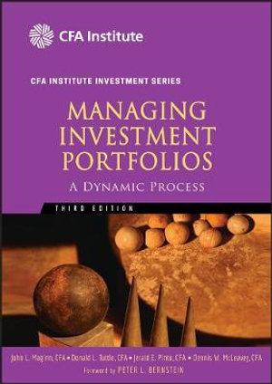 Cover of Managing Investment Portfolios