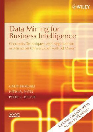 Cover of Data Mining for Business Intelligence