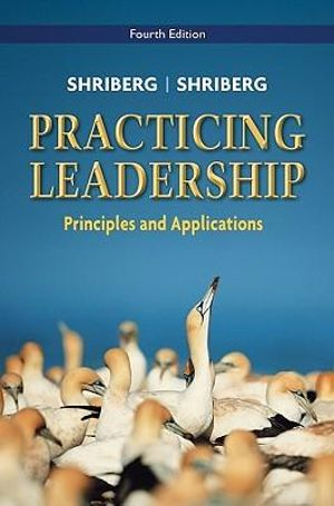 Cover of Practicing Leadership Principles and Applications