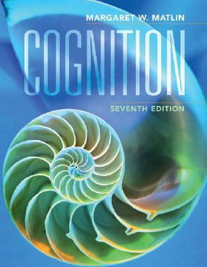 Cover of Cognition 7E