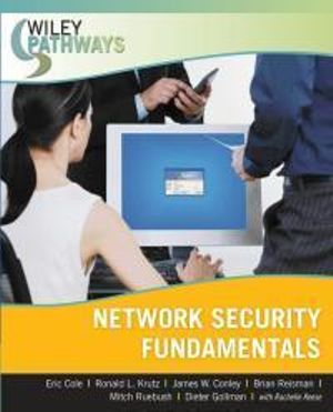 Cover of Wiley Pathways Network Security Fundamentals