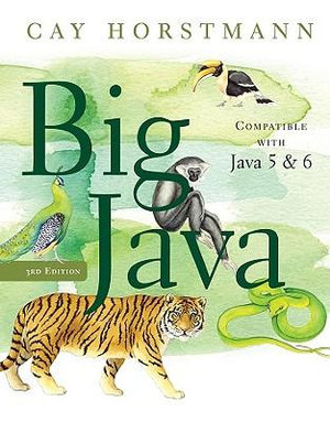 Cover of Big Java