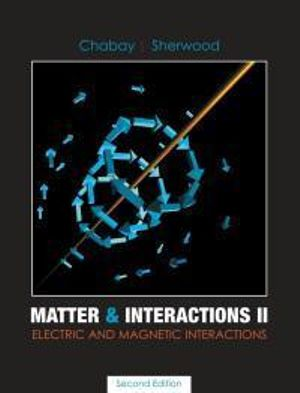 Cover of Matter and Interactions II
