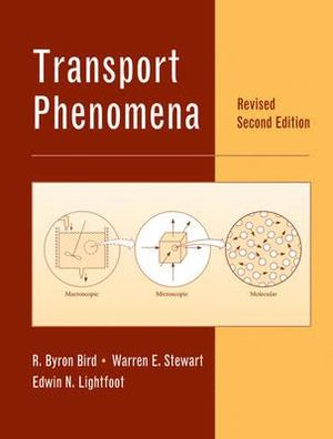 Cover of Transport Phenomena 2E Revised Edition