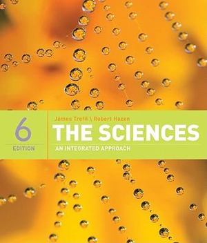Cover of Sciences an Integrated Approach 6E