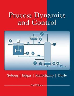 Cover of Process Dynamics and Control